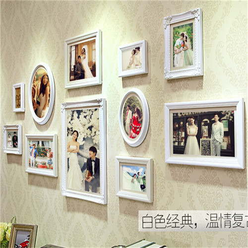 Photo Frame Wall 2015 New Design Removable Memories Photo Frame Wall ...