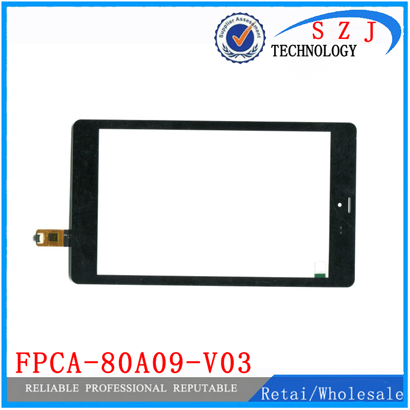 New 8'' inch touch screen Digitizer for CHUWI VX8 3G FPCA-80A09-V03 touch panel tablet PC free shipping black new 10 1 inch touch panel digitizer for digma plane 1601 3g ps1060mg tablet pc touch screen digitizer panel repair parts
