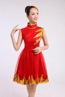 La Nouvelle Danse Moderne Costumes De La Express Vêtements Et Les Vêtements De La Film Brillant Et Costumes De Danse