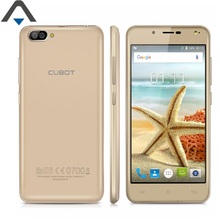 Original Cubot Rainbow 2 3G Smartphone Quad Core 1GB RAM 16GB ROM Android 7.0 720P HD 5 inch 2350mAh cell phone dual cameras