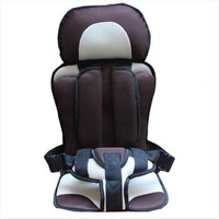 Portable Thicken Baby Children S Car Seat Soft Breathable Carseat For 6 Months To 5 Years