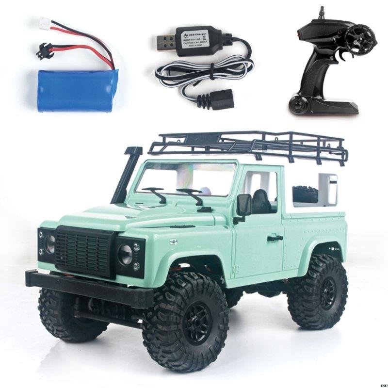 1 12 RC Rock Crawler D90 2 4G 4WD Car Remote Control Truck Toys Defender