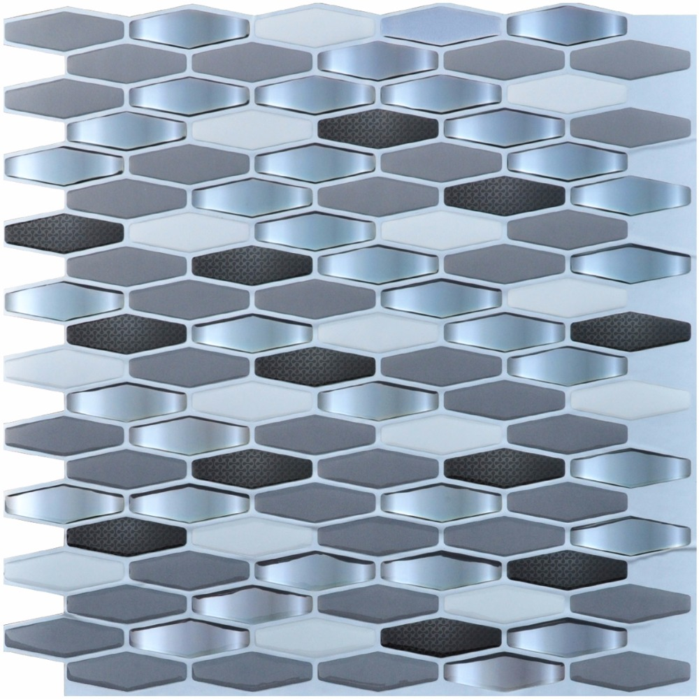 - Peel And Stick Kitchen Backsplash Wall Tiles Vinyl Wall Stickers