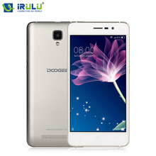 "DOOGEE X10 5"" 3G Smartphone Android 6.0 MTK6570 Dual Core 512MB RAM 8GB ROM Mobile Phone 3360mAh 5MP Dual ID Dual SIM Cellphone"