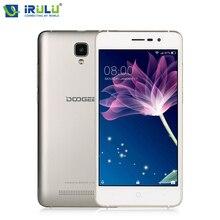 Doogee X10 5 »3 г смартфон Android 6.0 MTK6570 Dual Core 512 МБ Оперативная память 8 ГБ Встроенная память мобильного телефона 3360 мАч 5MP двойной ID Dual SIM телефона