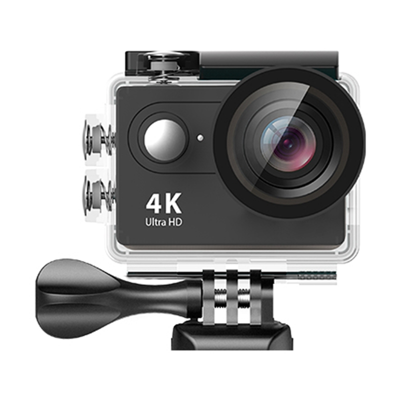 Hunting Diving Ski Actioncamera Ultra HD 4K WiFi 1080P/30fps Helmet Cam Waterproof Pro Sports Camera