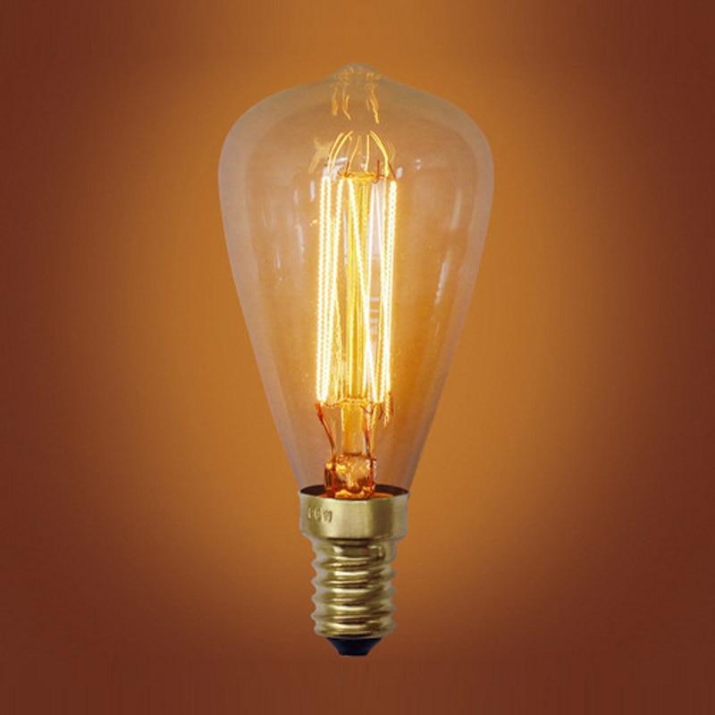 Lâmpadas Incandescentes para pingente lâmpada Modelo Número : Edison Bulb St48