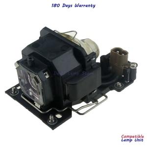 Image 1 - משלוח חינם DT00781 באיכות גבוהה החלפת מנורה עם דיור עבור Hitachi CP RX70 CP X1 CP X2 CP X253 CP X4 ED X20 ED X22