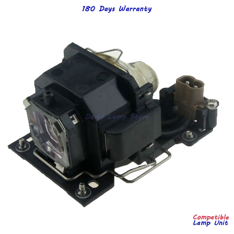 Free Shipping DT00781 High Quality Replacement Lamp With Housing For Hitachi CP-RX70 CP-X1 CP-X2 CP-X253 CP-X4 ED-X20 ED-X22