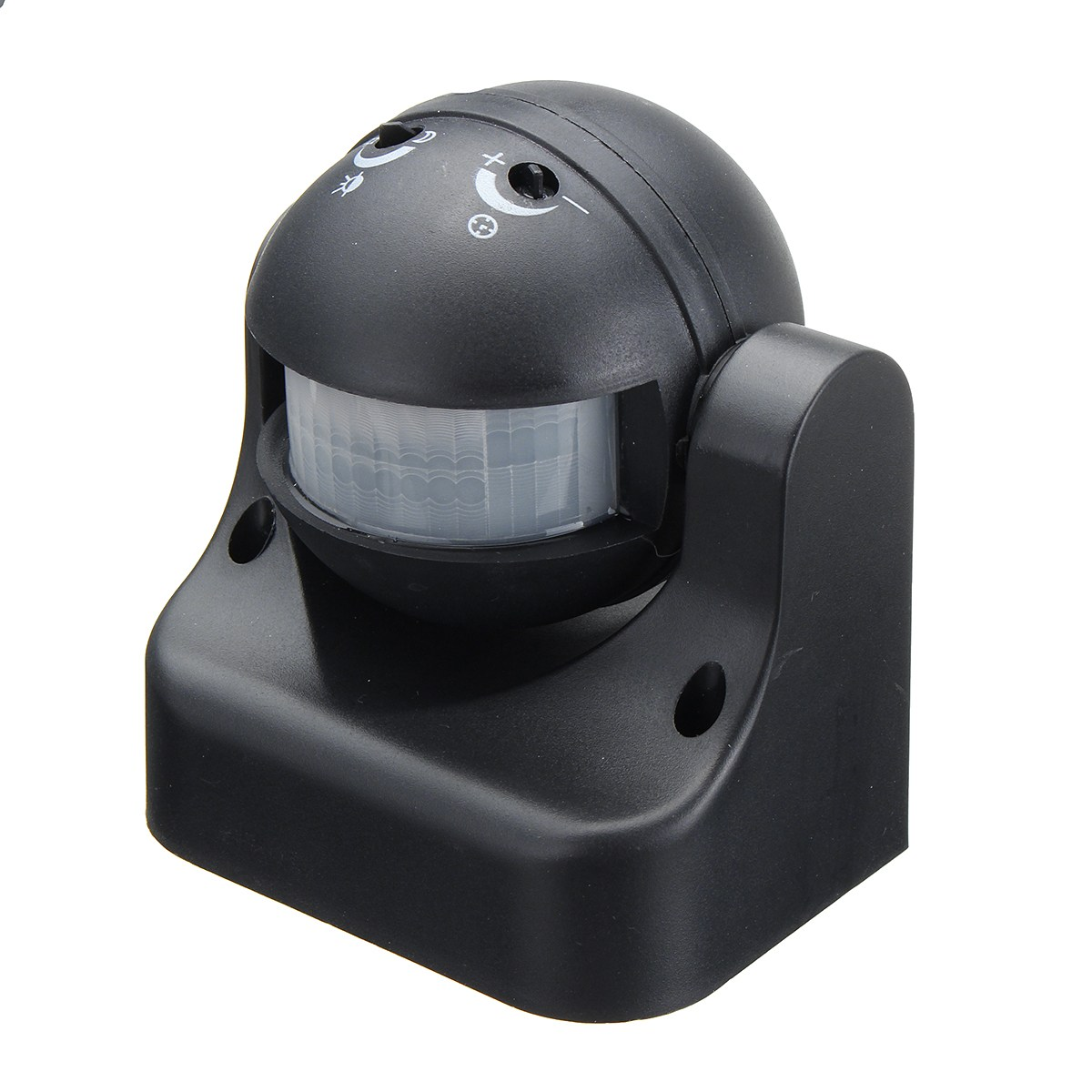 NEW Safurance AC110V-240V Outdoor Human Body Infrared Detector Motion Sensor Switch Black Home Automation new safurance ac110v 240v outdoor human body infrared detector motion sensor switch black home automation