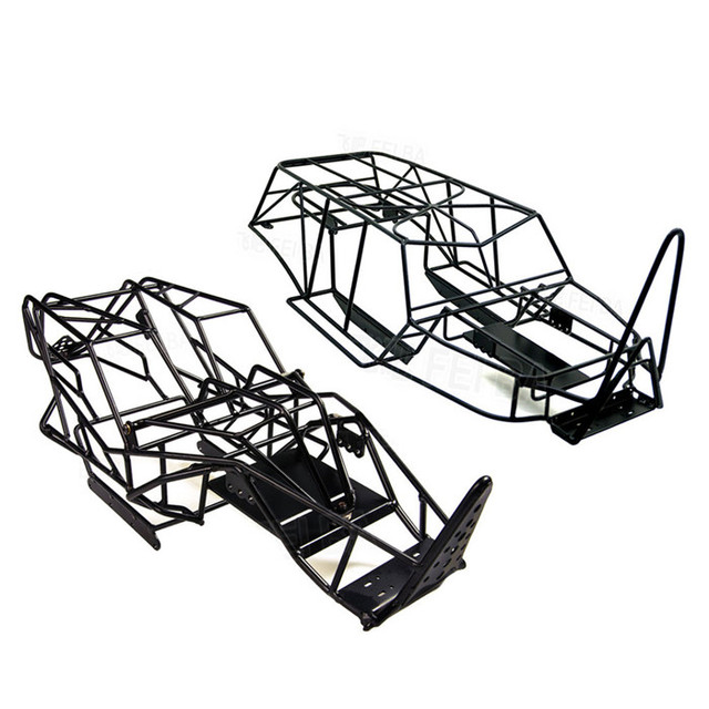 Aliexpress Com Buy Metal Roll Cage For 110 Scale Axial Wraith