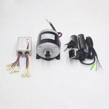24 V 350 W motor eléctrico de motor ebike Kit de conversión de MY1016 del MOTOR del motor para bicicleta eléctrica/scooter/Triciclo