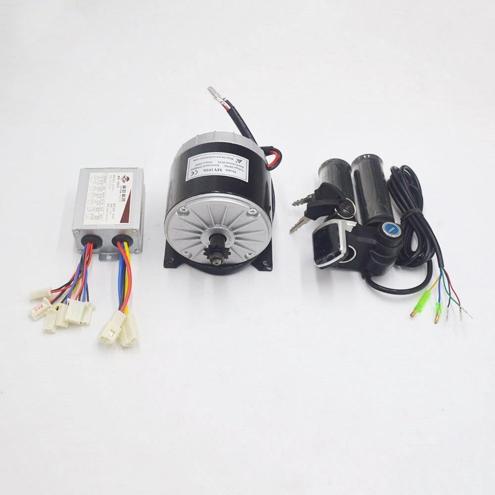 24V 350W Электрический мотор ebike мотор конверсионный набор MY1016 мотор двигатель для электрического велосипеда/скутера/трицикла