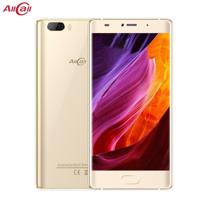 Купить AllCall RIO S оперативная память 2 Гб встроенная 16 смартфон двойной задней камеры 5,5 ''android 7,0 MTK6737 4 ядра LTE г OTG с двойной sim мобильный телефон на Алиэкспресс