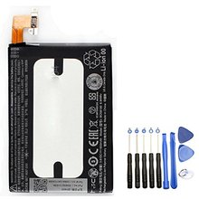 1800mAh New Battery BO58100 Replacement Phone Battery With 10pcs Repair Tool For HTC One Mini M4 601S n603e