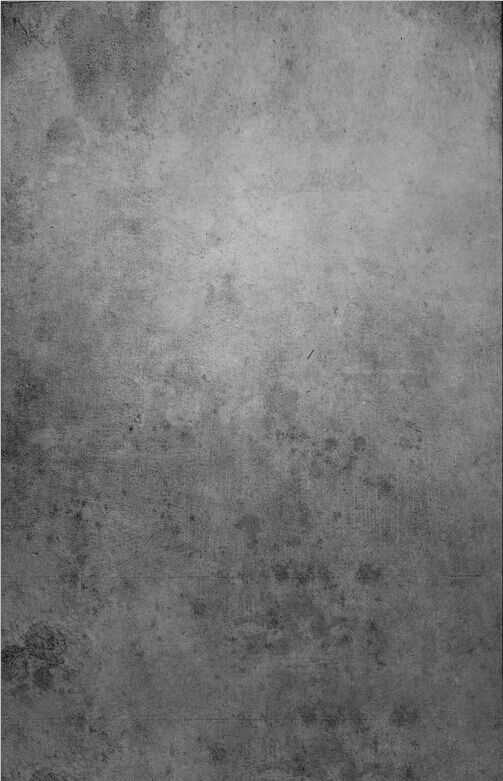 8x12ft Silver Grey Gray Concrete Wall Distressed Grunge