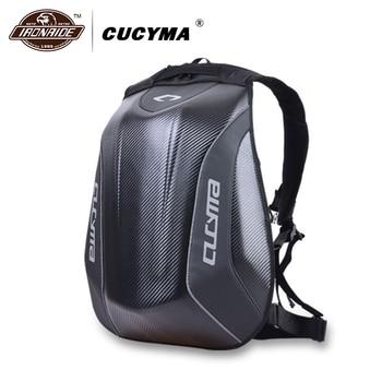 CUCYMA Waterproof Motorcycle Bag Motorcycle Backpack Touring Luggage Bag Motorbike Bags Moto Magnetic Tank Bag Mochila Moto