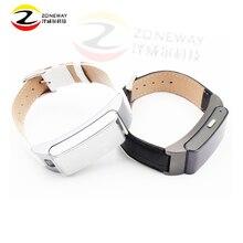 2 шт. a9 bluetooth гарнитура браслет фитнес отслеживания smart watch smart браслет ответ на вызов спорт трекер для iphone samsung