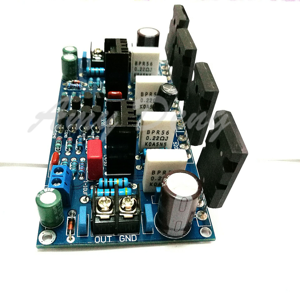 Low Power Amplifier Circuit Amp 5200 T Classic Otl Circuit20w Mono Board 1943 After Tube 200w In Integrated Circuits From Electronic Components Supplies On Aliexpresscom Alibaba