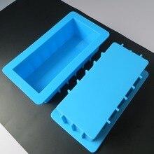 1000 мл форма для мыла толстый силиконовый тост плесень хлебная Выпечка инструменты для приготовления торта не пупка кекс посуда для выпечки PR290