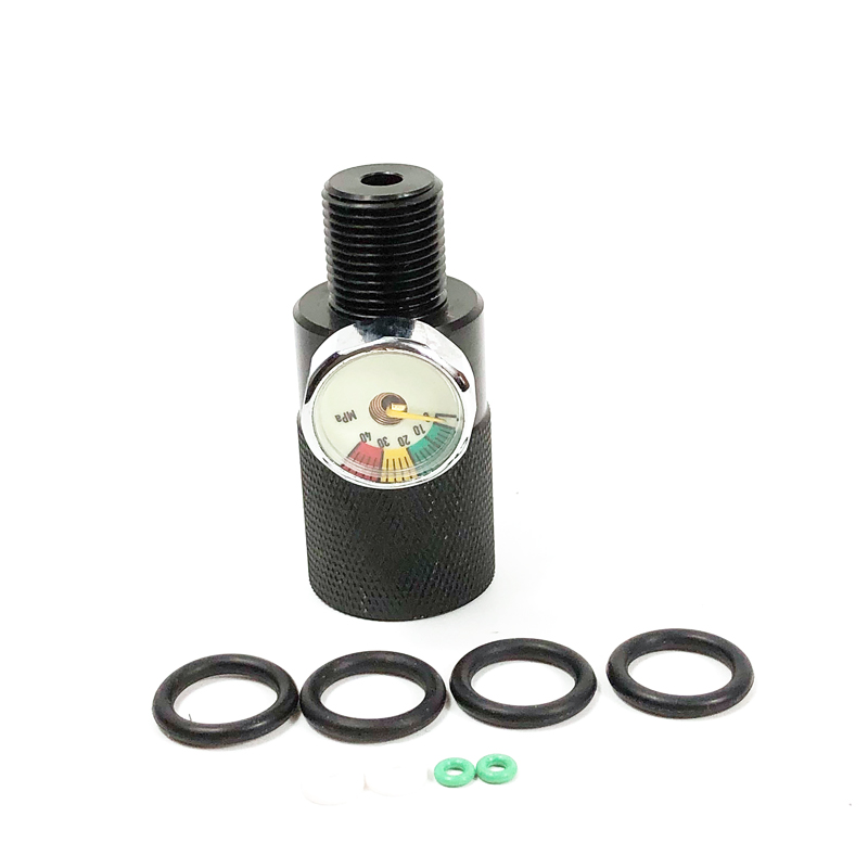 QUPB PCP Airforce Adapter Black
