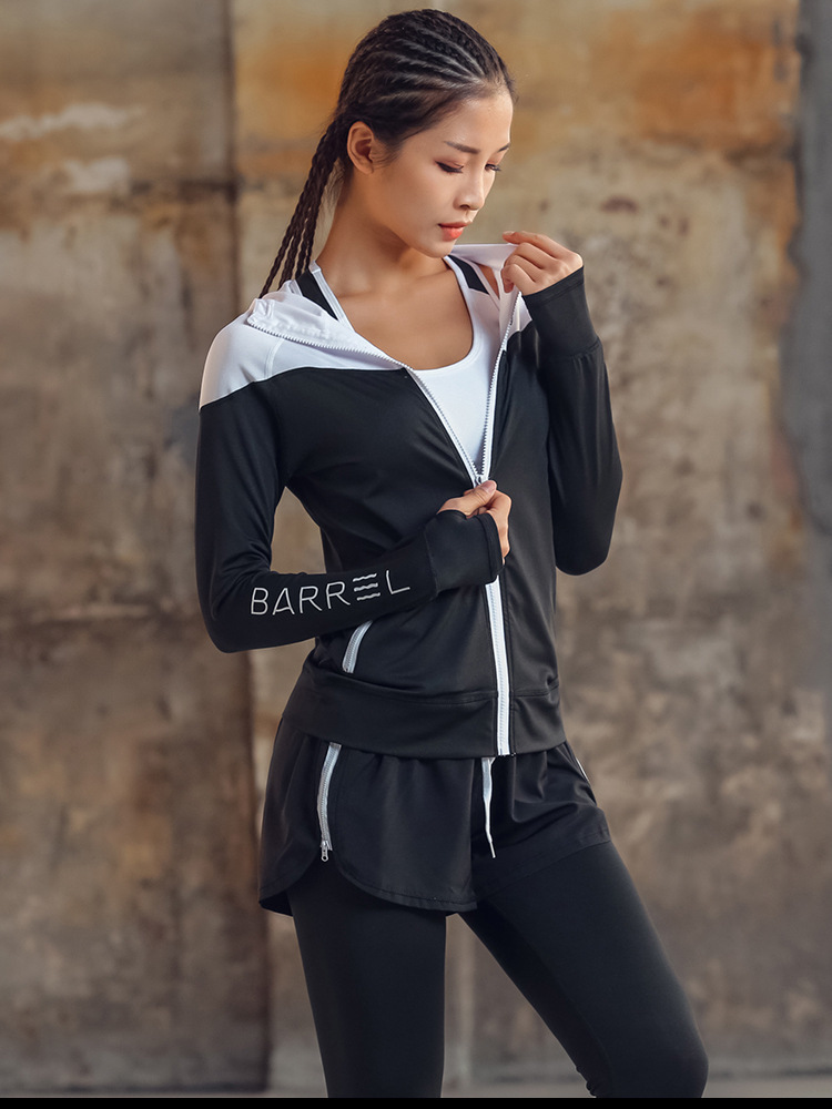 Custom Yoga/Running Jacket 19