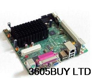 Atom d410 d410pt itx motherboard fan pos motherboard