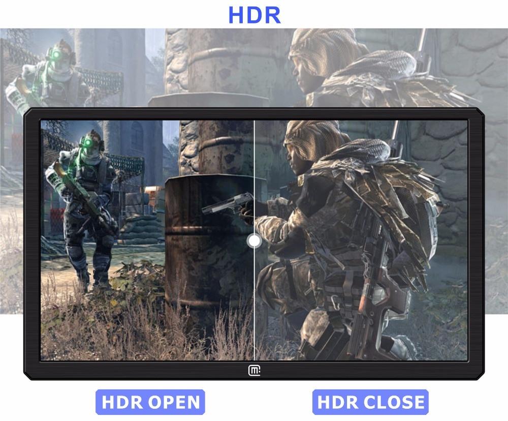 Image 2 - 13,3 ''2 K разрешение HDR портативный игровой монитор 1440P с USB C/Hdmi вход для PS3 PS4 xbox Автомобильный дисплей Мини ПК (1332K 3)-in Аксессуары для демонстрационных стендов from Компьютер и офис on AliExpress - 11.11_Double 11_Singles' Day
