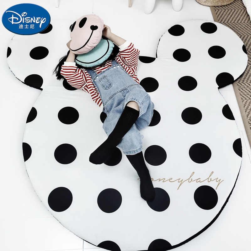36 Months, Black Disney Baby Moquette Car Mats Minnie