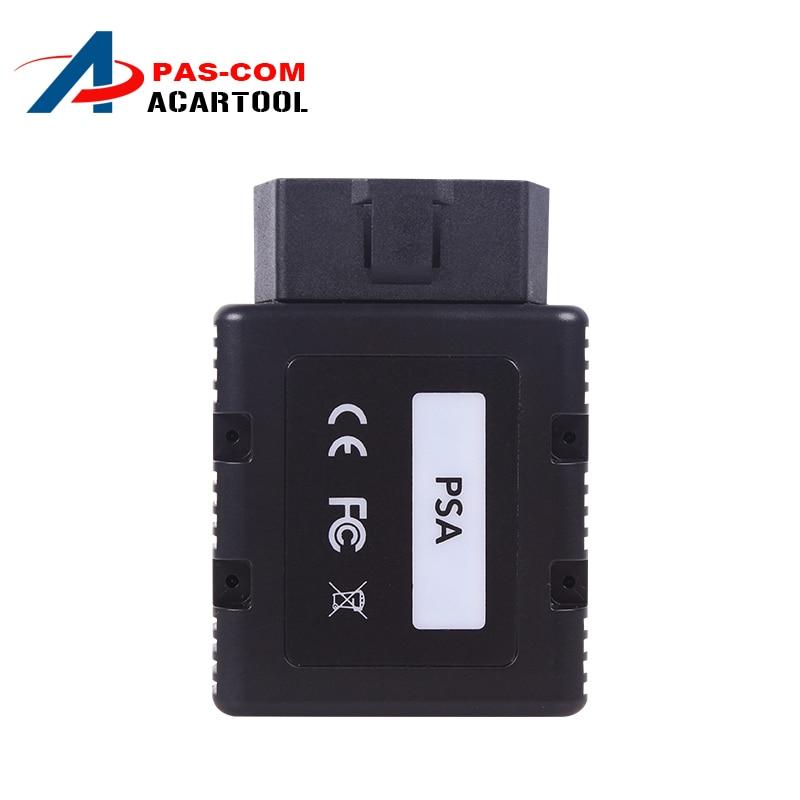 Цена за 2017 Новый PSA-COM PSACOM Bluetooth Диагностическое и Программируя Инструмента Lexia-3 PP2000 lexia 3 бесплатная доставка