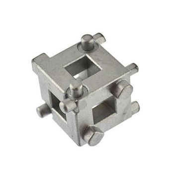 3/8 Drive Disc Brake Piston Wind-back Wind Back Caliper Removal Cube Tool For Vehicles with 4 Wheel Disc Brakes disc brake piston tool 3 8 drive tool rear disc brake caliper piston rewind wind back cube tool