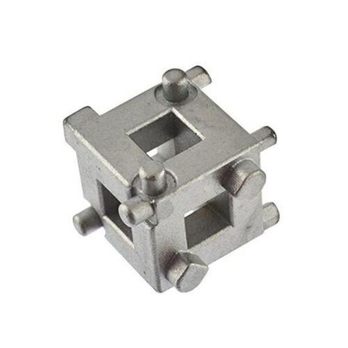 """Outil de Cube denlèvement détrier de retour de vent de Piston de frein à disque dentraînement de 3/8 """"pour des véhicules avec 4 freins à disque de roue"""