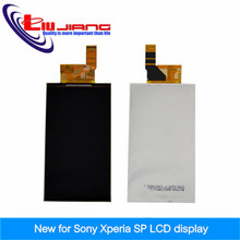 100% New LCD Display screen For Sony Xperia SP M35h M35 M35i c5302 c5303 With digitizer Free shipping