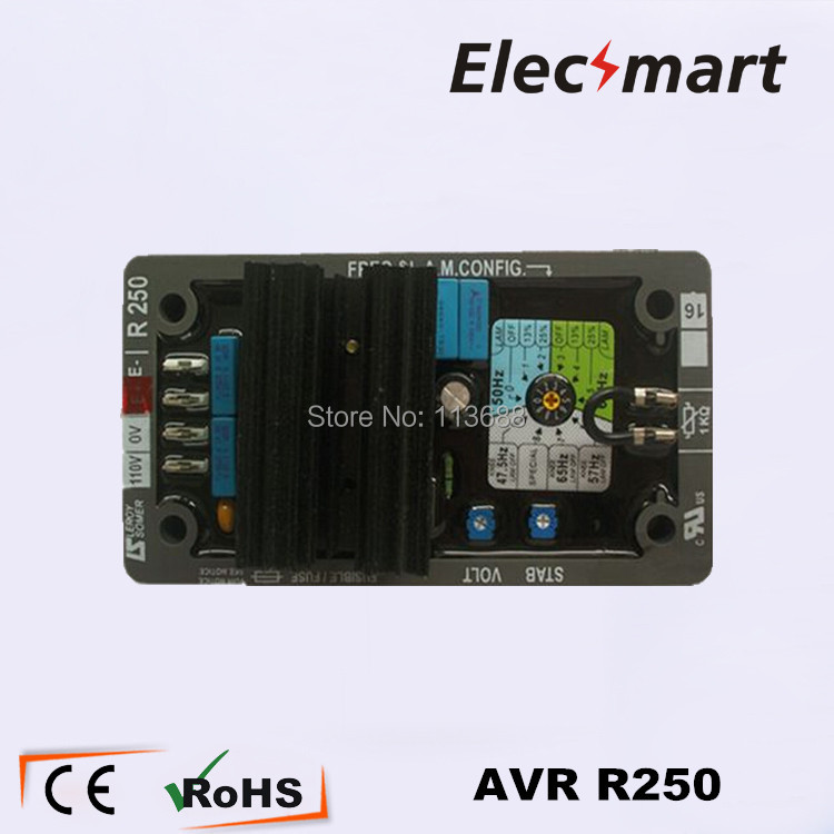 цена на R250 AVR for Generator LEROY SOMER
