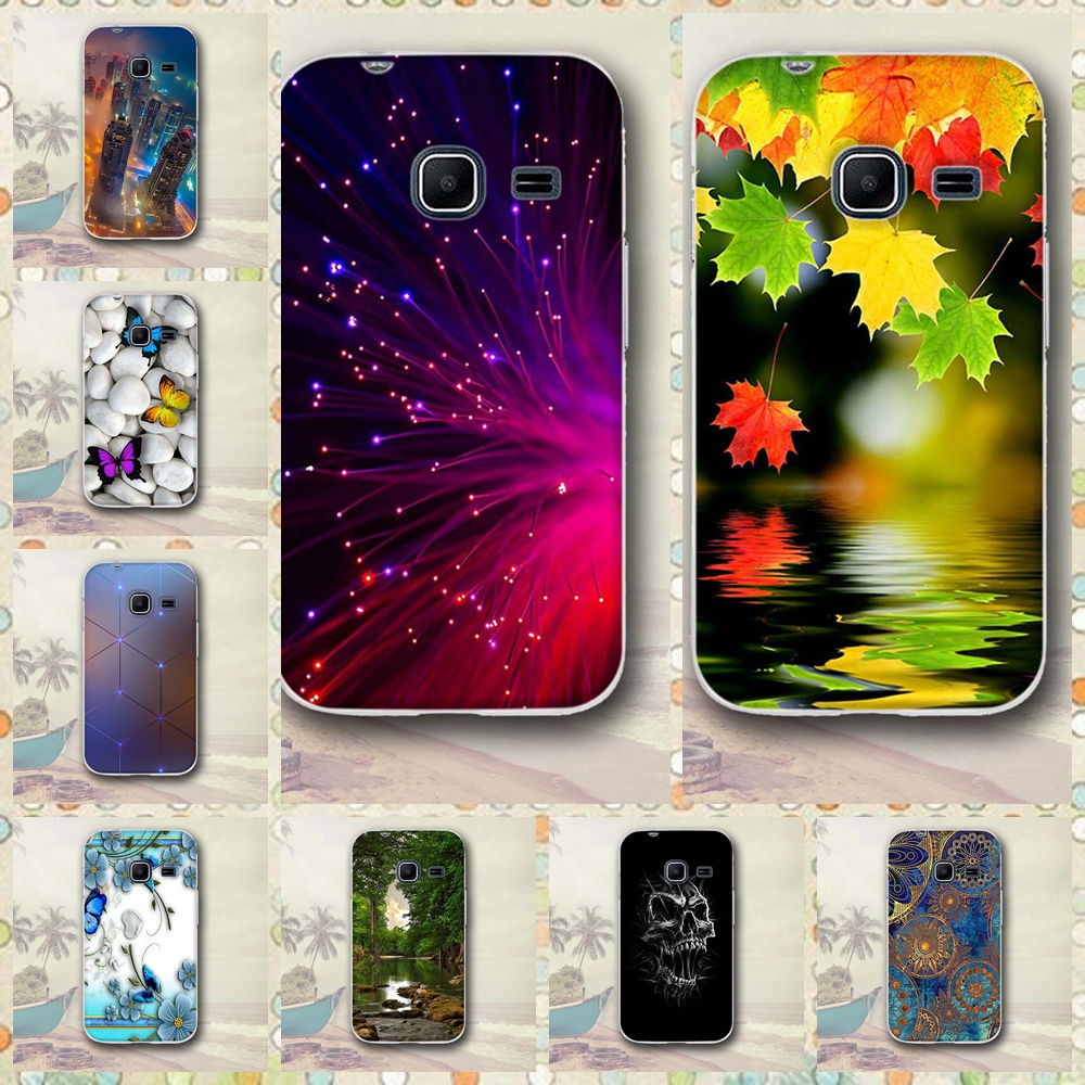 New Fashion Design Cover For Samsung Galaxy J1 Mini J105 J105H Phone Case Capa Soft Back Cover For Samsung Galaxy J1 Mini 2016