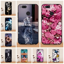 Case For Xiaomi Mi 5X Mi5X A1 A 1 Case Cover Silicone Soft C