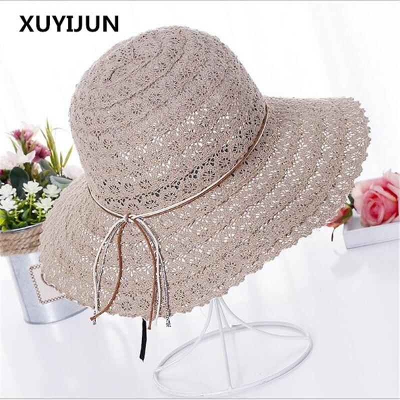 Xuyijun Algodão Da Praia do Verão chapéus de sol para As Mulheres Mulheres  de Design de 924ed7f1327