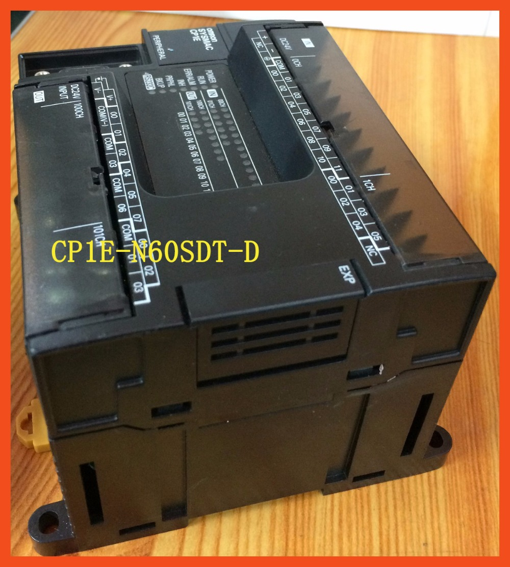 все цены на CP1E-N60SDT-D New and original OMRON PLC CONTROLLER онлайн