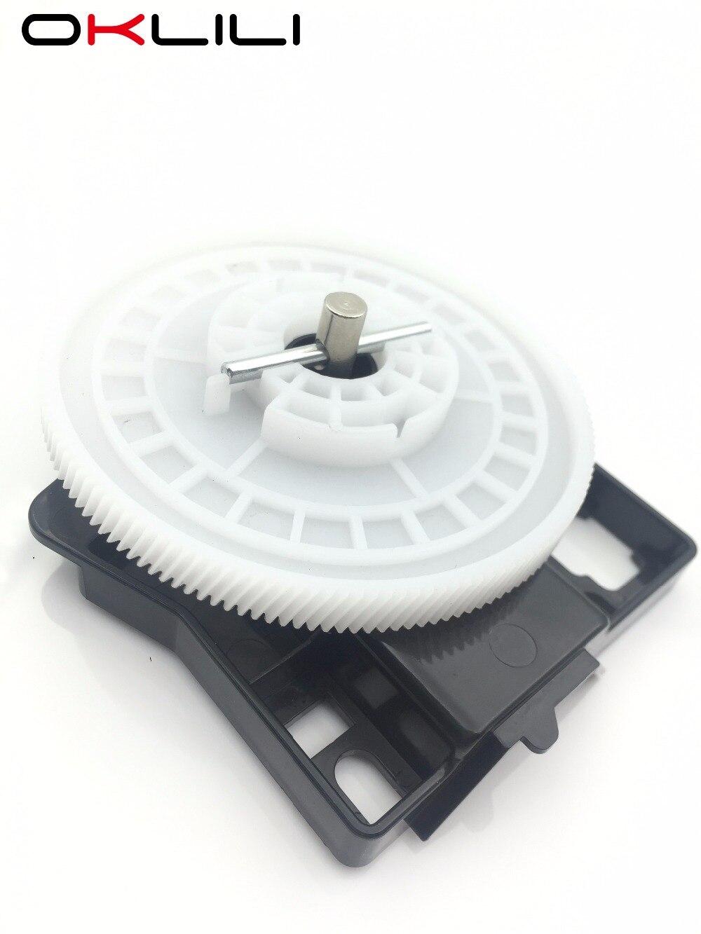 1 Stück Rc3-2497 Rc3-2497-000 Toner Drive Assy Abdeckung Getriebe UnterstÜtzung Rahmen Patrone Antriebsrad Assy Für Hp Pro 400 M401 M425 M475 M451