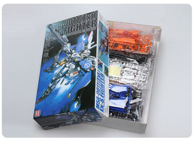Robot Anime Assembled GUNDAM 1:60 MG Exia Gundam original box building model Robot gundam HT514