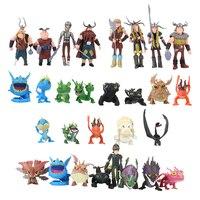 Как приручить дракона 3 Беззубика ПВХ Фигурки ночь Figutres Fury мультфильм фильм модель фигурки аниме куклы детские игрушки