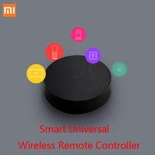 Оригинальный Xiaomi Universal Media Управление центр 360 градусов Управление Лер A/C ТВ телеприставки усилитель проектор вентилятор