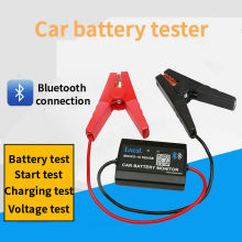 Smart Bluetooth Car Battery Tester Battery Capacity Internal Resistance Tester