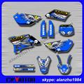 YZ 85 01 02 03 04 05 06 07 08 09 10 11  MOTORCYCLE  3M GRAPHICS ROCKSTAR BACKGROUND DECALS STICKERS SETS FOR SUPER MOTO RACING