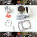 Новый 150CC 62 ММ Цилиндр для WY150 JH150 HONDA CB150 Мотоцикла Необходимых изменений,