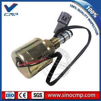 SINOCMP EX200 2 EX200 3 czujnik ciśnienia różnicowego 590332 dla koparka Hitachi w Sprężarki klimatyzacji i sprzęgła od Samochody i motocykle na