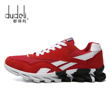 DUDELI  Outdoor Hiking Boots Climbing Shoes Men Mountain Hiking Shoes Camping Shoes Breathable Lightweight Mountain Shoes