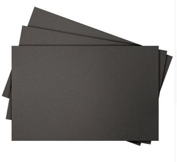 5pcs 300x200mm black Frosted Heated bed Sticker Build Sheet build plate tape with 3M Backing for