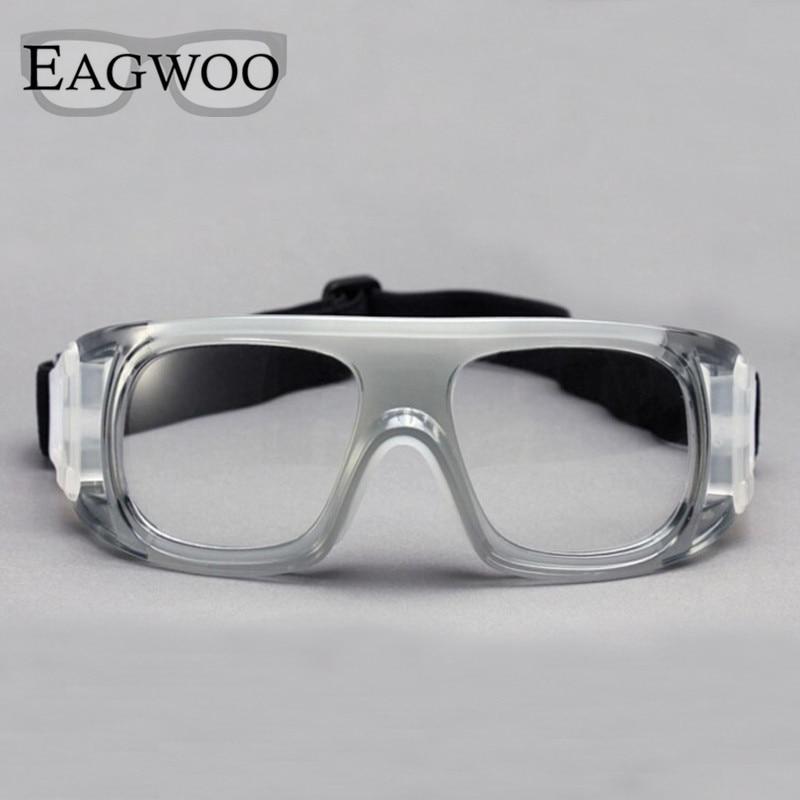 Eyewear Glasses Eagwoo Mirror Frame Myopic-Lens Adult Goggles Volleyball Tennis Outdoor-Sports