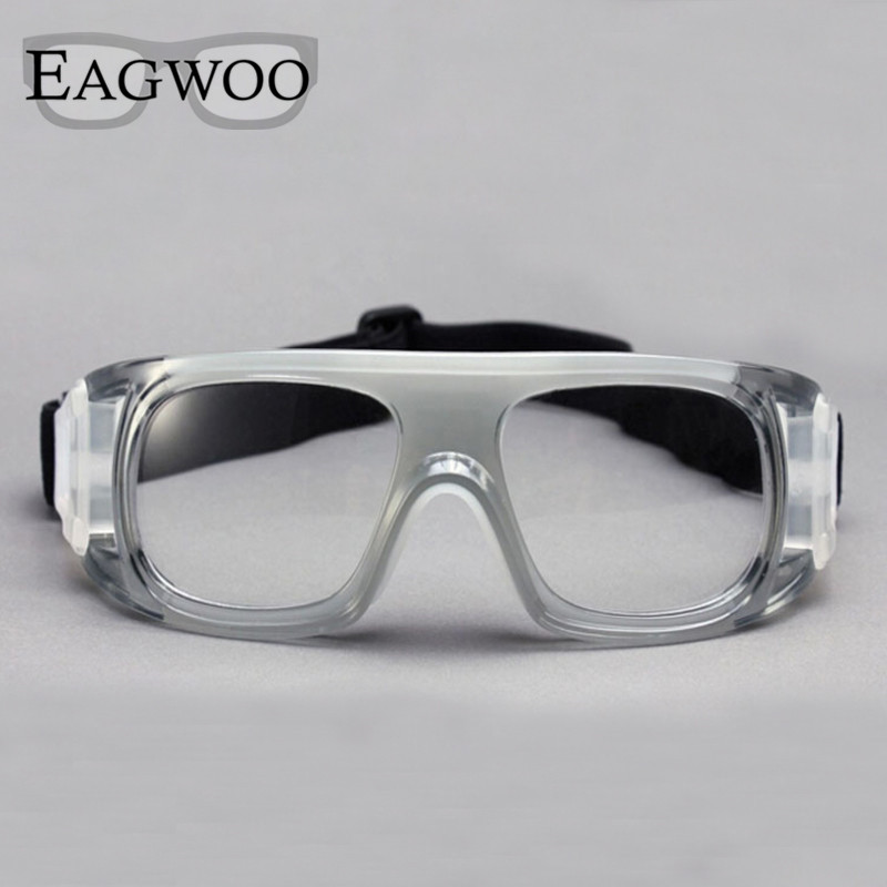 Men's Eyewear Frames Intellective Eagwoo Adult Outdoor Sports Basketball Football Glasses Volleyball Tennis Eyewear Glasses Goggles Myopic Lens Mirror Frame